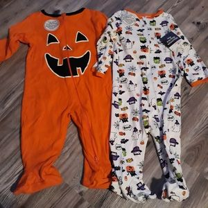 Other - Halloween baby footie outfit
